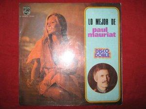 LP double lo mejor de Paul Mauriat from Peru