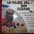 LP Lo mejor del son cuba Vol 2 Celina y Reutilio Los compadres Trio matamoros Trio La Rosa