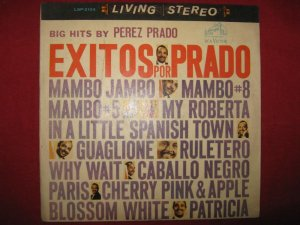 LP Perez Prado exitos Peru edition