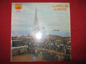 LP QUENAS ANDEAN FOLKLORE PERU EDITION AYACUCHO