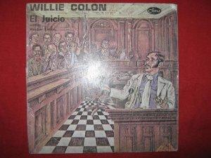LP Willie Colon El Juicio canta Hector Lavoe Peru edit