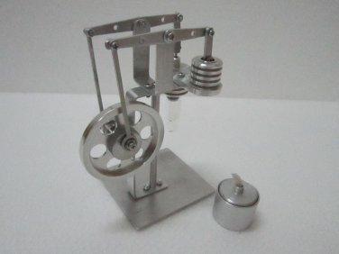 Stirling engine - Walking Beam Hot Air Stirling Engine , education toys, model kits ~ JAJ 1606