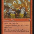 Magic the Gathering Nemesis Flowstone Wall NM/Mint