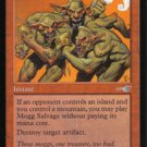Magic the Gathering Nemesis Mogg Salvage NM/Mint