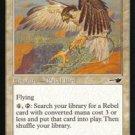 Magic the Gathering Nemesis Defiant Falcon NM/Mint