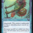 Magic the Gathering Nemesis Rootwater Commando NM/Mint