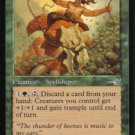 Magic the Gathering Nemesis Stampede Driver NM/Mint