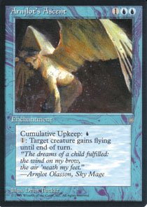 Magic the Gathering Ice Age Arnjlot