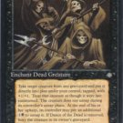 Magic the Gathering Ice Age Dance of the Dead NM/Mint