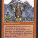 Magic the Gathering Ice Age Balduvian Barbarians NM/Mint
