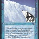 Magic the Gathering Ice Age Glacial Wall NM/Mint
