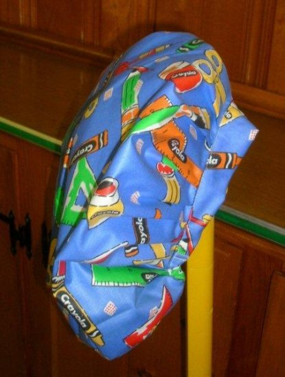 Scrub Hats Bouffant