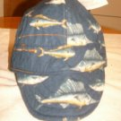 HAT - Fish 'n Rods - SIZE 7 1/2