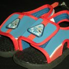 THE CHILDREN'S PLACE SHARK SANDALS SZINFANT 4-5