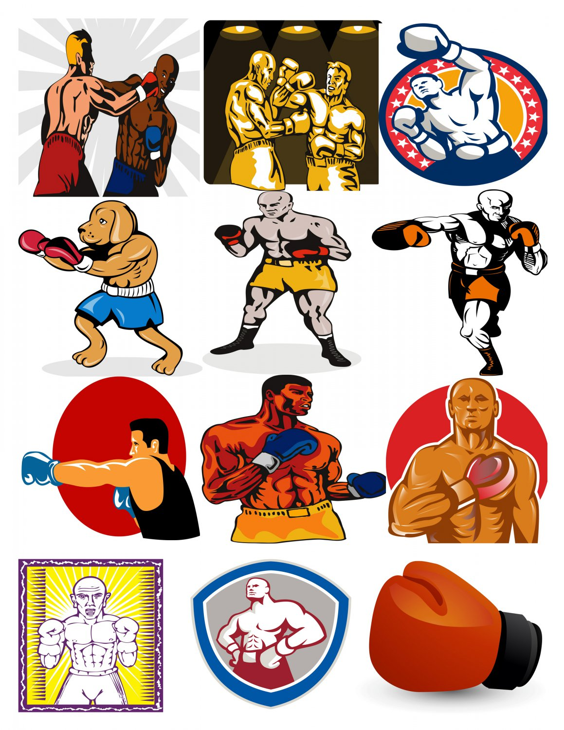 Sports Set3-T-Shirt-Digital Clipart-Website-Gift Tag-Gift Cards-Clipart-Background