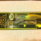 Fishing Lure Megabass DEEP-X 200T NEW Skeleton-chart 2