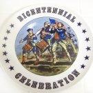 bicentennial celebration plate
