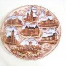souvenir of Albany plate