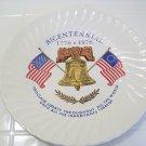 bicentennial 1776-1976 plate