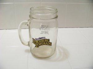 Jack Daniel's Lynchburg lemonade mug