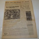 Stars and Stripes newspaper European edition Dec 5 1963 Military news Army Navy Air Force