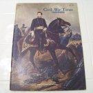 Civil War Times illustrated May 1974 Major General George B. McClellan