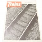 Trains The Magazine of Railroading September 1968