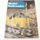 Model Railroader magazine july 1966