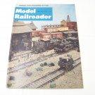 Model Railroader magazine Febuary 1968