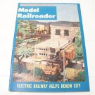 Model Railroader magazine July 1968