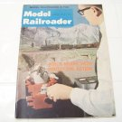 Model Railroader magazine August 1968