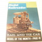 Model Railroader magazine October 1968