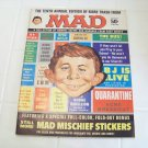 Mad magazine comic book tenth trash 10th vintage