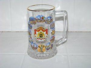 beer mug glass Belgique Belgie Belgium barware bar