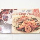 Bon Appetit light fresh & easy cookbook
