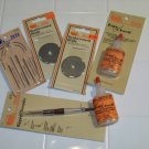 Dritz vintage sewing needles threader blades fray check