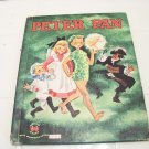 Peter Pan vintage childrens book wonder book 1952