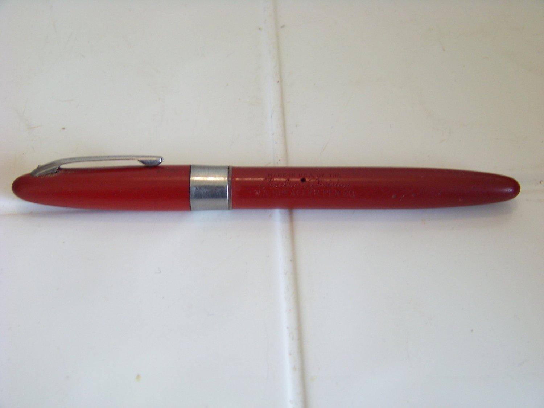 Vintage fineline pen made in USA by W.A. Sheaffer pen co.