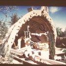vintage Soleri Cosanti South Apse courtyard photo slide Ivan Pintar