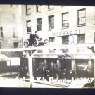 vintage slide it works N.Y.'S elevated 1867 black and white slide
