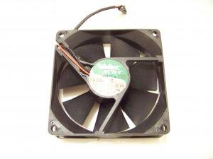 computer fan Nidec beta v TA 350DC MODEL m34709 55 electronic part 2 wire