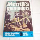 Merrill's Marauders by Alan D. Baker (1972, Book, Illustrated) ballantine no 31