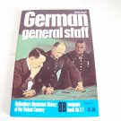 German General Staff by Barry A. Leach (1973, Book, Illustrated) ballantine book