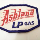 vintage Ashland Lp gas patch advertising oil product
