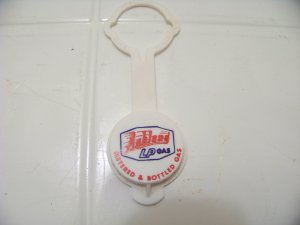 vintage Ashland Lp gas bottle cap advertising oil product