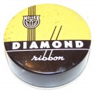 vintage typewriter advertising tin Miller Diamond ribbon