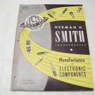 Herman H. Smith electronic components catalog no.59 vintage electronic catalog
