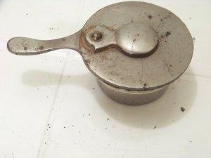 vintage chafing dish burner parts