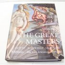 The Great Masters Giorgio Vasari art book hardcover 0-88363-302-7