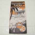 vintage University tours travel brochure steamship 1934 advertising Utmost ocean service